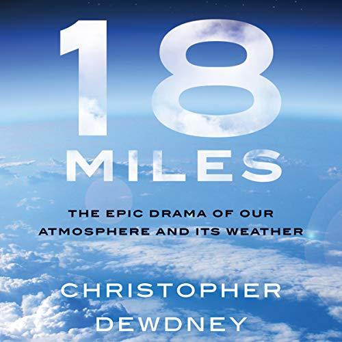 18 Miles audiobook cover art