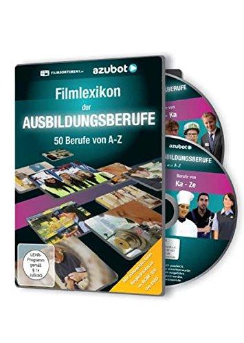 Filmlexikon der Ausbildungsberufe [2 DVDs]