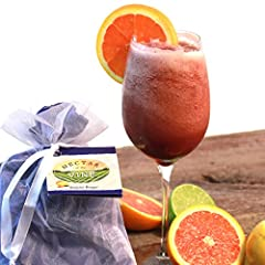 Mix, Freeze, and Enjoy! Can be made with wine, alcohol, or just water. Great drink mix for all occasions! No need for blender or ice