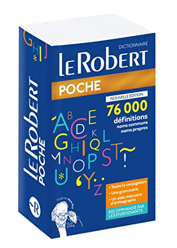 Le Robert de Poche: Paperback eition (Dictionnaires Langue Francaise)