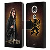 Officiel Harry Potter Hermione Granger Chamber of Secrets IV Coque en Cuir à Portefeuille...