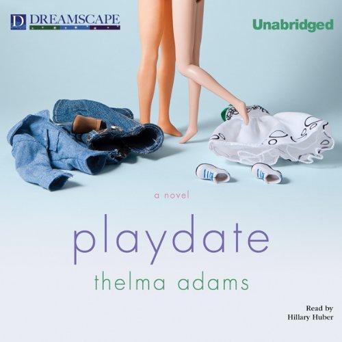 Playdate audiobook cover art