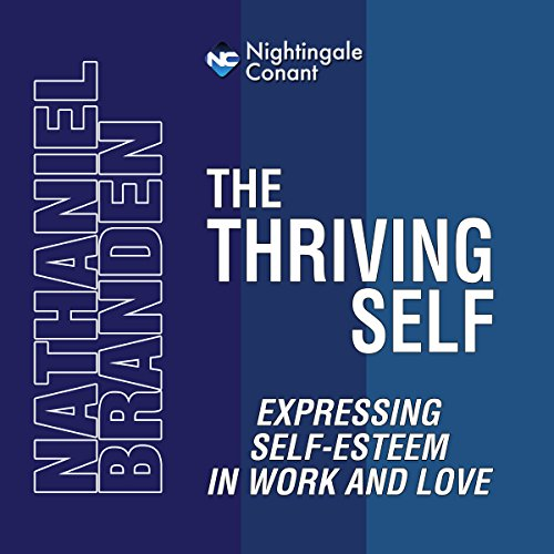 Couverture de The Thriving Self