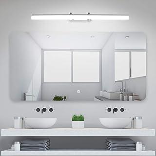 Klighten Lampe pour Miroir LED Salle de Bains IP44 18W Lampe Miroir Applique Murale Intérieure Moderne Luminaire Salle de ...