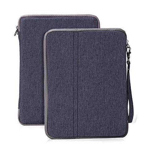 Mazu Homee Es adecuado para iPad Air 4 10.9, iPad Pro 11, iPad 9.7', Samsung Galaxy Tab, Fire HD 8/HD 10 SINSO 7.9-11', Huawei Mediapad, funda para tablet con bolsillo, más colores