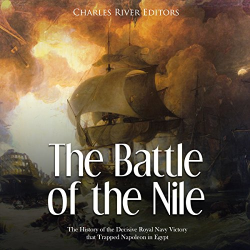 The Battle of the Nile audiobook cover art