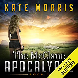 The McClane Apocalypse, Book 1 cover art