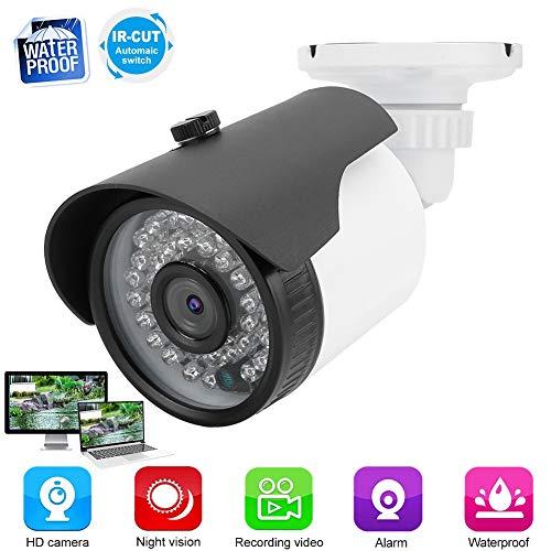 4-in-1 beveiligingscamera AHD/TVI/CVI/CVBS PAL/NTSC 720P 1MP HD CCTV analoge IR-Cut bewakingscamera voor thuis, Pal