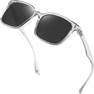 Ultralight TR90 Polarized sunglasses,HD Polarized...