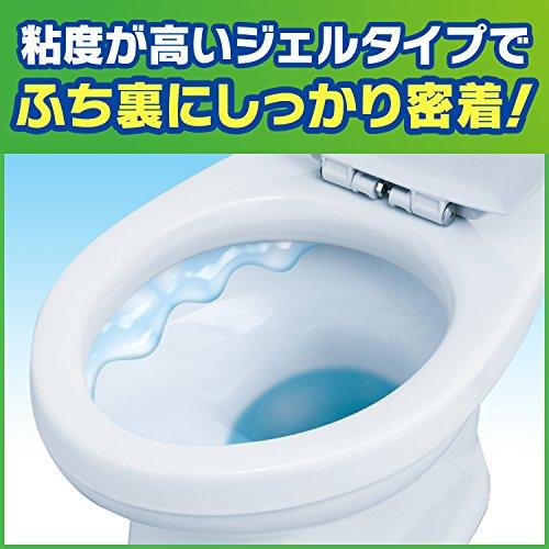 スクラビングバブルトイレ洗浄超強力トイレクリーナー塩素系400g