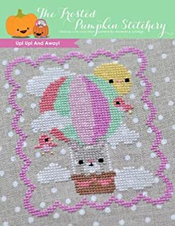 Up Up And Away Cross Stitch Chart