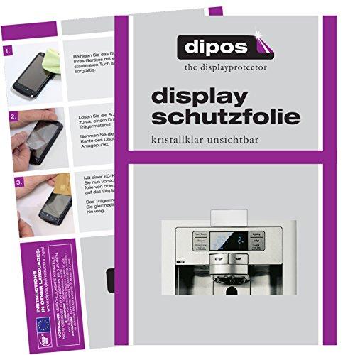 dipos I 2X Schutzfolie klar kompatibel mit Samsung RS6178UGDSREF Folie Displayschutzfolie