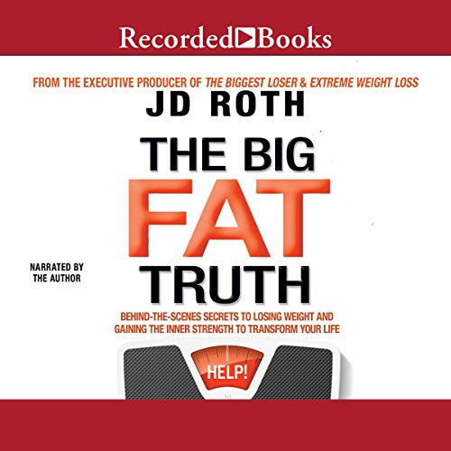 The Big Fat Truth audiobook cover art
