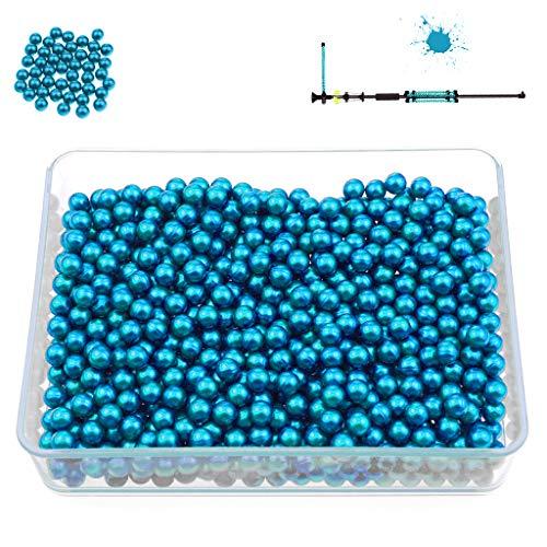 100 PNEUS rubberballs reballs paintballs cal.50