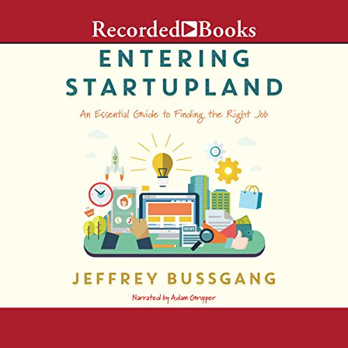 Entering StartupLand cover art
