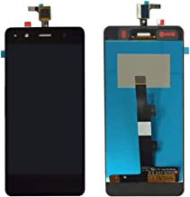 JayTong LCD Display & Replacement Touch Screen Digitizer Assembly with Free Tools for BQ Aquaris A4.5 Black