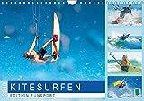 Edition Funsport: Kitesurfen (Wandkalender 2018 DIN A4 quer): Kitesurfing: Das Brett unter den Füßen, das Meer, ein Sprung (Monatskalender, 14 Seiten ... [Kalender] [Apr 01, 2017] CALVENDO, k.A.