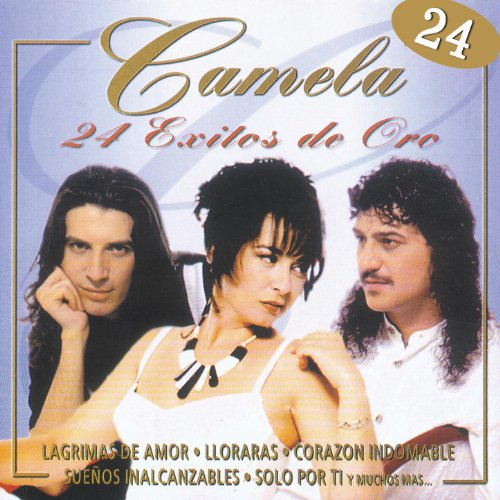 Camela 24 Exitos De Oro