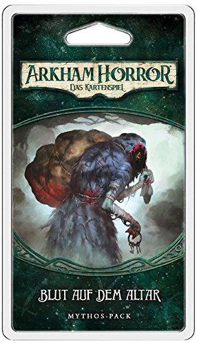 Arkham Horror - Das Kartenspiel LCG - Blut auf dem Altar | Dunwich-Zyklus 3 Deutsch