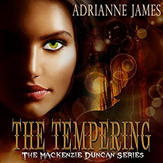 The Tempering audiobook cover art