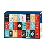 Eternitry Calendario de Adviento de Navidad 2020, pequeño animal set regalo caja de regalo día de Navidad 24 días cuenta atrás regalos para niños