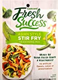 Concord Foods Asian Style Stir Fry Mix, Net Wt 1.1 oz(VALUE Case of 18 Packets)