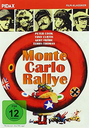 Monte Carlo Rallye. DVD: Pidax Film-Klassiker