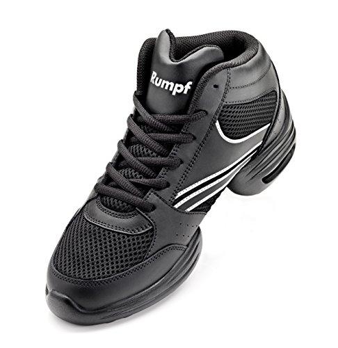 Rumpf Vision Sneaker Tanzschuhe Dance Sneaker Tanzen Schuhe Tanzsport Gr 44,5