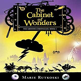 The Cabinet of Wonders cover art