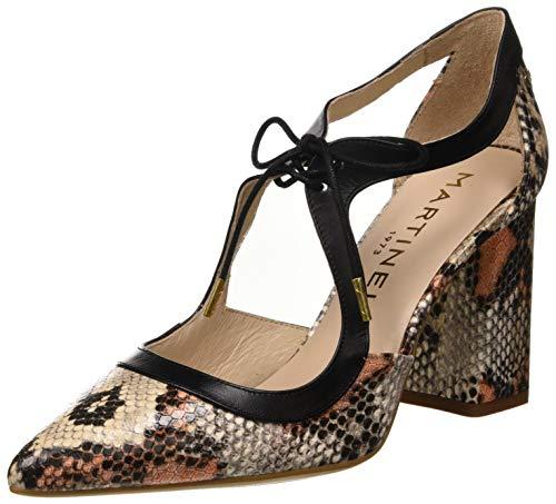 MARTINELLI Zapato tacón de Piel Bullock 1494