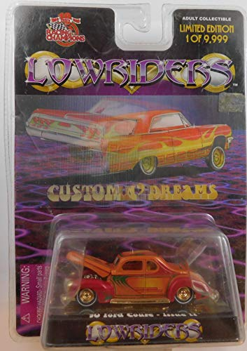Lowriders '40 Ford Coupe Issue 17 1:64 Scale die-cast by Racing Champions