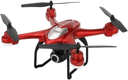 ERKEJI Drohne Schwerkraft Induktion Remote Kontrolle Vier-Achs-Flugzeuge pneumatische Feste H  Spielzeug Flugzeug 720p Aerial Photo Real-Time übertragung WiFi FPV