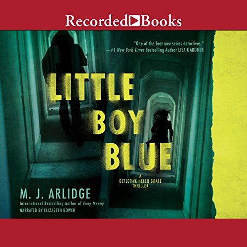 Little Boy Blue audiobook cover art