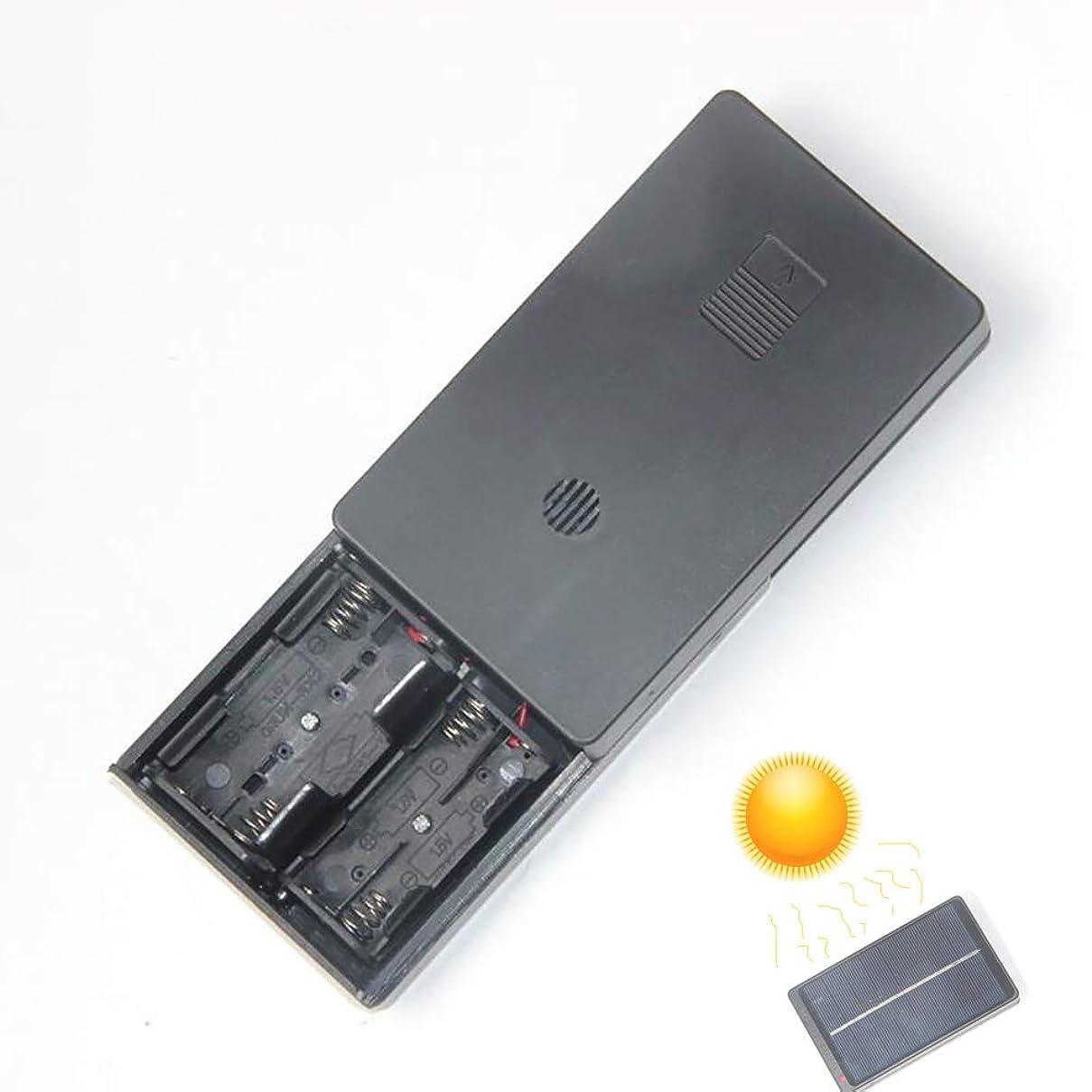 巨人後ろ、背後、背面(部交じる充電器充電ボックス、ソーラーパネルボード充電ボックス、単3および単4電池用1W 4Vポータブル太陽電池充電器(電池は含まれていません)