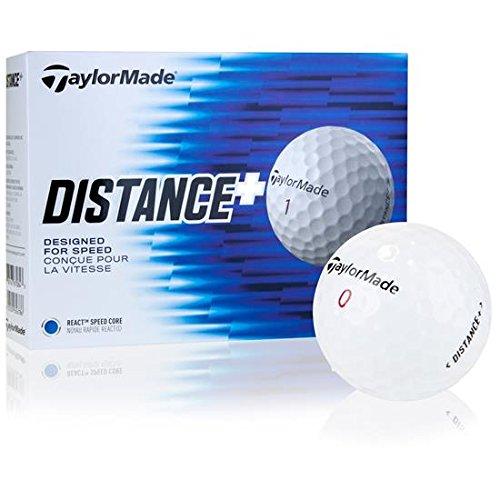 Taylor Made Distance+ Golf Balls