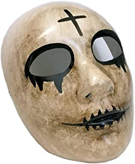 Masqstudio The Purge Cross mask anarchy movie mask horror mens Halloween costume party