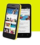 Alcatel One Touch Pixi 3 Sim Free Smartphone - Black