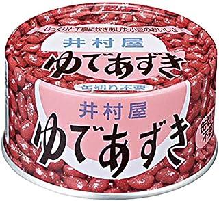 井村屋 EO-T2ゆであずき 200g ×24個