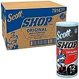 Scott Shop Towels Original (75147), Blue, 55...