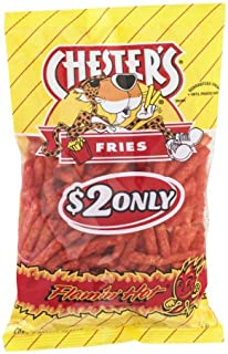 Chester's Fries Flamin' Hot Flavor