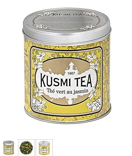 KUSMI Tea Paris - Grüntee Jasmin - 250gr DOSE