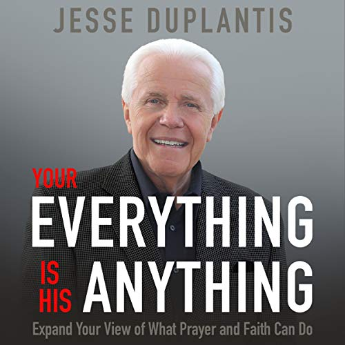 Your Everything Is His Anything! cover art