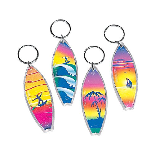 Top 10 surfboard key chains for 2020