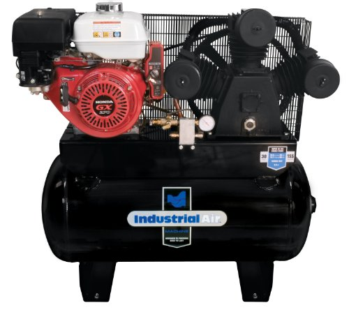 Industrial Air IHA9093080.ES Gas Powered Truck Mount Air Compressor