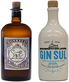 Monkey 47 & Gin Sul 2x500ml
