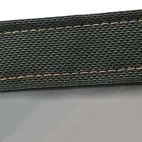 Tangzhi White Clear Plastic Film, Transparent Tarps, Garden Greenhouse Membrane,Rainproof Shed Cloth, 120G/M² (Color : 2M×3M)
