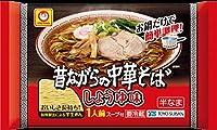 東洋水産 マルちゃん 昔ながらの中華そば しょうゆ味 90gX10袋
