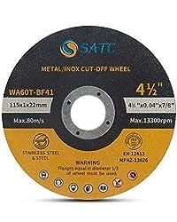 Best Abrasive Cut Off Wheels