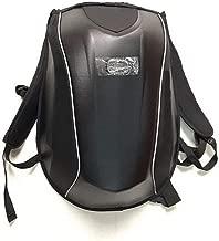 Backpack A Hard Shell Bag Backpack Real Carbon Fiber Hard Shell Bag Knight Backpack Motorcycle Racing Motorcycle Shoulder Bag Daypacks