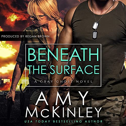 Beneath the Surface Audiobook By Amy McKinley cover art